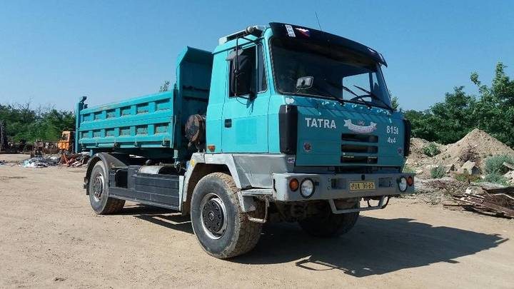 Tatra T815 250 S43 L9 230 4x4.1 - 1997