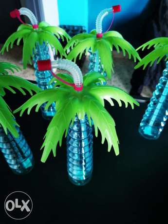 Tropical coconut tree cup 500 ml