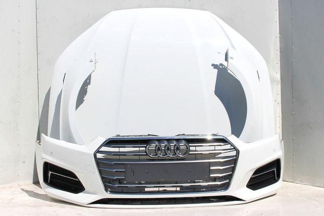 бампер Audi A1 A4 A6 A7 A8 A3 A5 Q2 Q5 Q7 Q3 Q8 S Line Rs Tt 100
