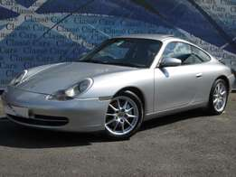 2001 Porsche 911 Carrera 4 Automatic