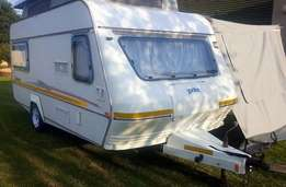 Sprite Storm 1996. Immaculate, recently serviced, brakes, tyres replac