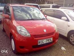 Toyota Passo, 1300cc, wine red, ideal for ladies. Vvti , very cossy.