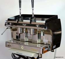 2015 Astoria Gloria AL2 2-Group Lever Espresso Machine