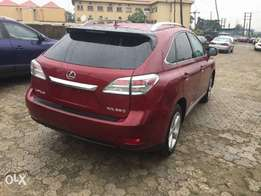 Toks 2010 lexus rx350 upgraded to 2015