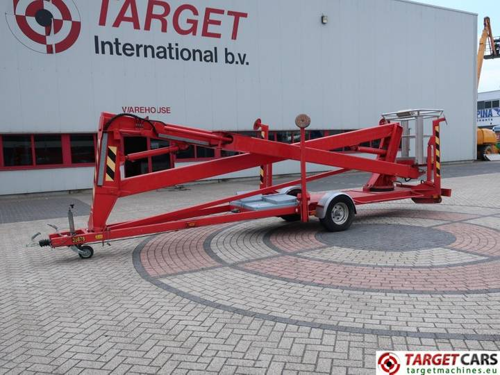 Sky High 1800 Articulated Towable Boom Work Lift 1800cm - 1999