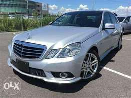 Mercedes Benz E250 Just arrived Fully loaded with sunroof
