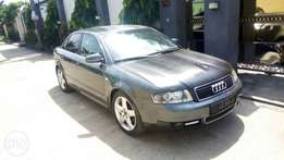 Audi A4 2004 model for sale in Port Harcourt