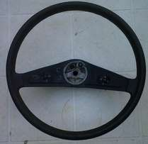 VW Steering Wheel and Spare Tyre