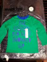 Okie dokie Long sleeve top for boys (3-4yrs).