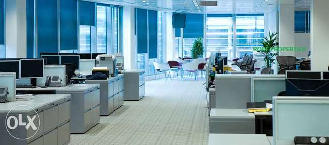 Elite - Premium Office Spaces in Doha
