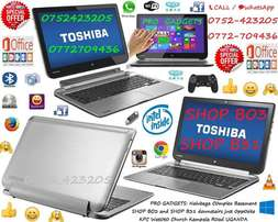 Toshiba Click W35Dt-A NEW Duo Core UltraPortable Detachable Laptops
