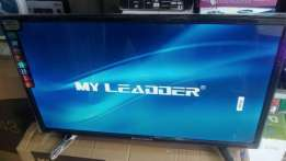 32 inches tv  led my leader brand new