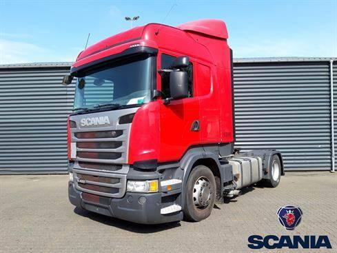 Scania R400 - 2013