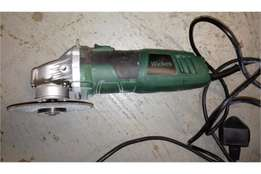 Wickes angle grinder