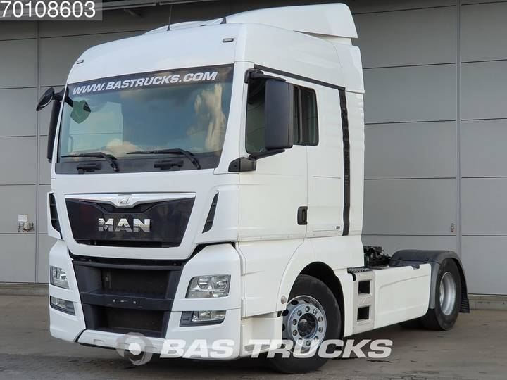 MAN TGX 18.480 XLX 4X2 Intarder Navi Euro 6 - 2014