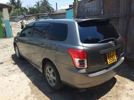 Toyota Fielder for sale.