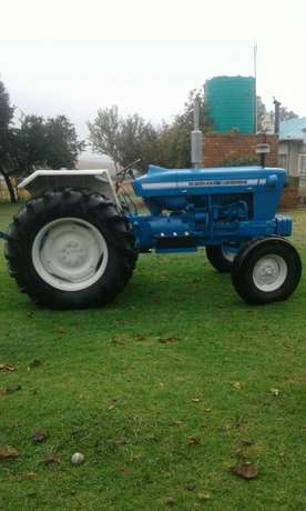 Ford 5000/5640 Tractor Witbank - image 5