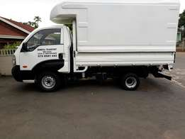 Bakkie for hire- owner driver