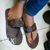 Original leather sandals
