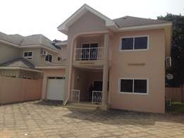 Executive 4 bedroom house for rent at Airport Residential Area