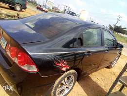 Lovely Clean 07 Honda Civic with newly fixed tokunbo engine for grab.