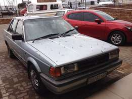 nissan sentra 1.6 SGLi automatic1992 selling for R28000