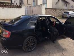Well maintained Subaru B4 for sale