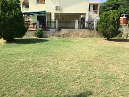 To Let - 4 Bedroom Massionette On 1/4 Acre In Nyali