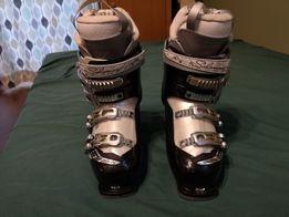Buty narciarskie damskie Salomon divine x4 black White Pearl