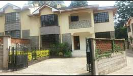 4 bedroom town house to let in Lavington, mbabane road.