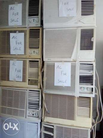 Windows ac sale fixing warranty