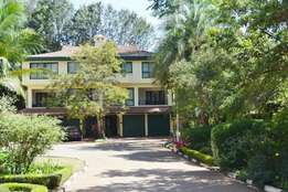 3 bedroomed town house to lt in westlands