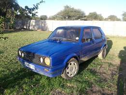 Mk1 golf 1989 needs some TLC