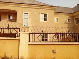 Beautiful 4bedroom duplex for rent at Gwarinpa