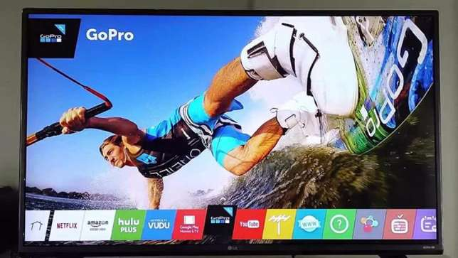 43 inch LG 4K UHD smart digital TV 43UF680T (2 year warranty) Nairobi CBD - image 2