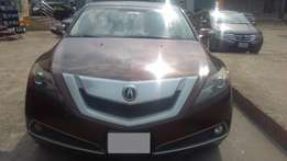 2010 Acura ZDX Full option Registered
