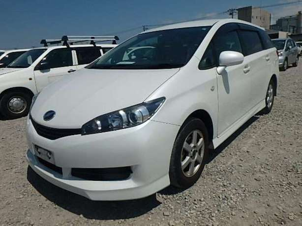 Toyota Wish New Model 2010/6, No Accident History & No Repair History. Westlands - image 2
