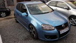 2007 VW Golf 5 1.6 in good condition for sale..