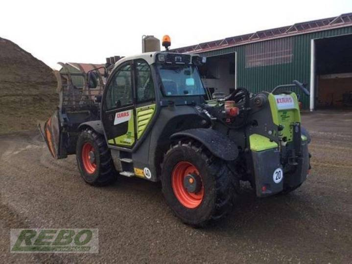 Claas scorpion 7055 - 2016
