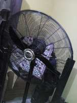 30 inches ORL standing fan
