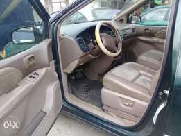 Neatly used Toyota Sienna for urgent sale