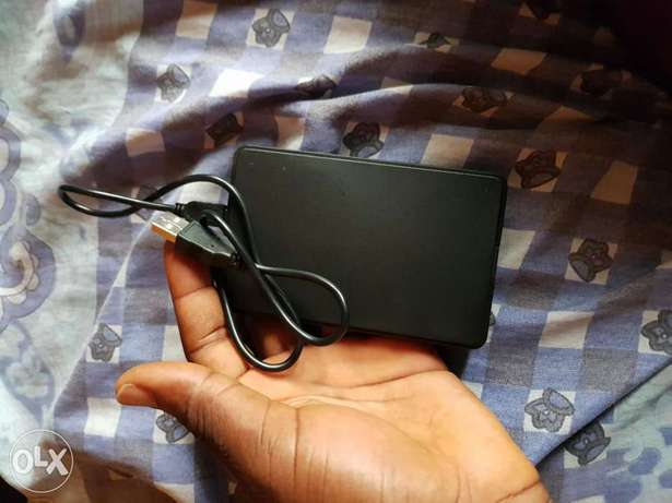 1 Terabyte External Hard Disk for sale Lugbe - image 1