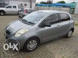 A Toyota yaris for sales female previous owner
