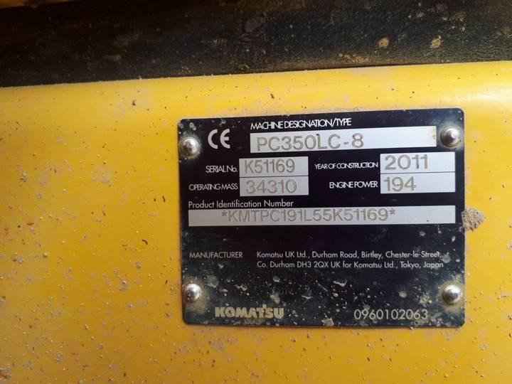 Komatsu PC350 - 2011 - image 13