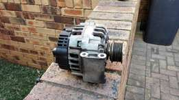 Renault alternator and brand new power steering pump