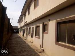 Room and parlour self contain at egbeda/isheri