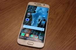 32gb Genuine Samsung Galaxy S6 for a cool price