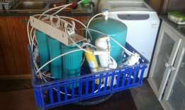 Water purifying system