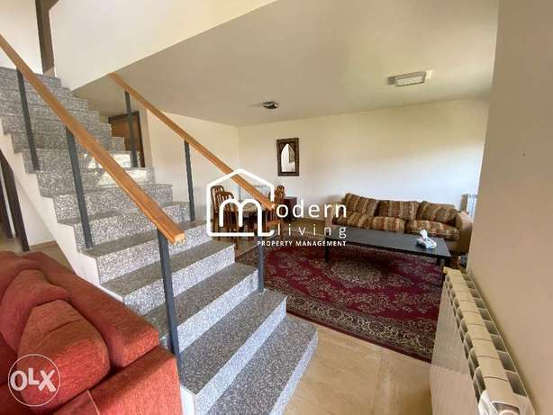 Affordable Duplex For Rent In Faqra