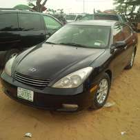 NIGERIAN USED Lexus ES300, 2003. Very Okay.